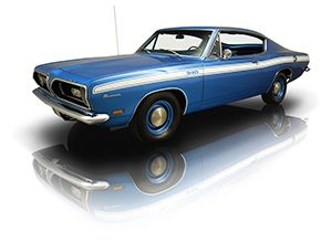 Barracuda 1966-1969