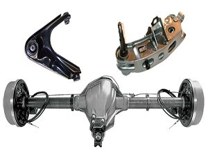 Rear end Parts Suspensions