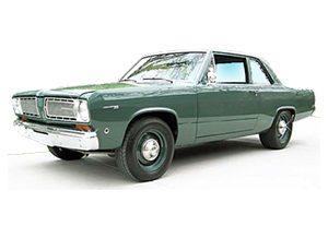 Valiant 1966-1969